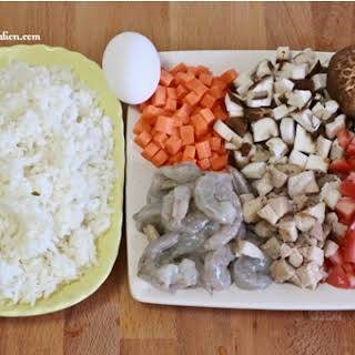 Chicken Fried Rice With Gravy Recipes.