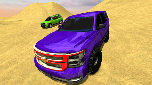 Grand Off-Road Cruiser 4x4 Desert Racing android2mod screenshots 8