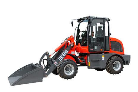 Everun ER408 | 4x4 | 34hk | Lyfter 800kg
