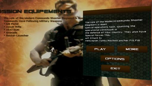 Frontline Commando War 3D