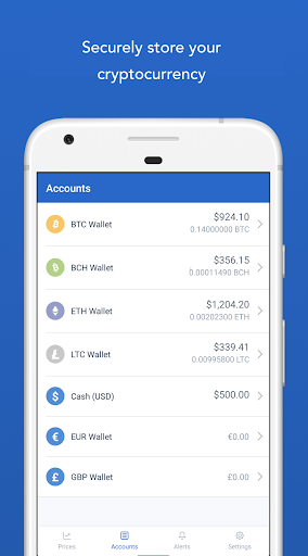 Coinbase u2013 Buy and sell bitcoin. Crypto Wallet for Android apk 3
