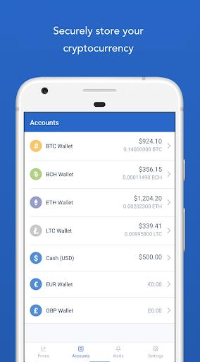 Coinbase - Buy Bitcoin & more. Secure Wallet. 5.5.1 screenshots 3