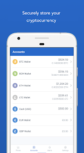 Coinbase – Buy and sell bitcoin. Crypto Wallet 3