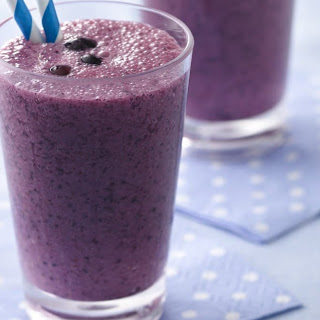 Triple Berry Blast YOP Smoothie.
