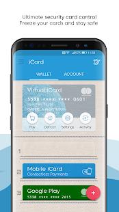 iCard - náhled