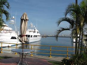 Photo: milionářské jachty