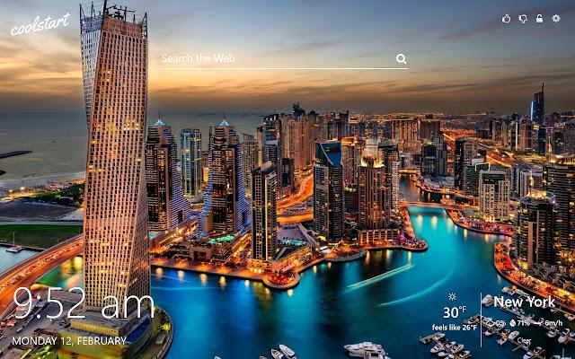Dubai HD Wallpapers Travel Destination Theme