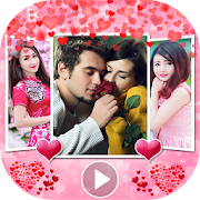 Love Video Maker With Music‏
