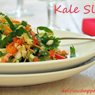 Kale Slaw.