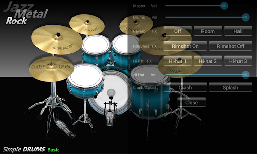 Simple Drums - Basic screenshot 1