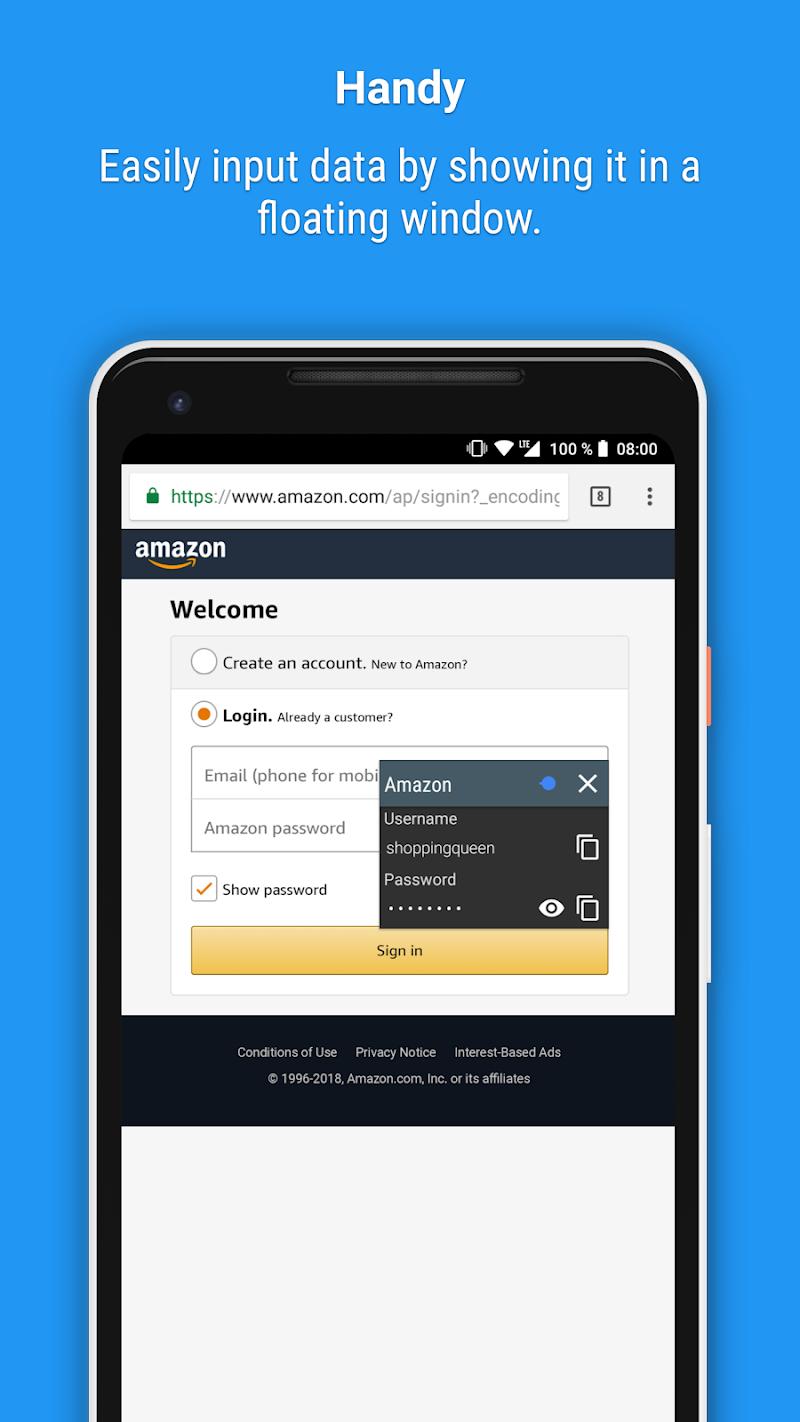 Password Safe and Manager Screenshot 6