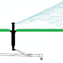 Precip-Mate Sprinkler System Planner icon