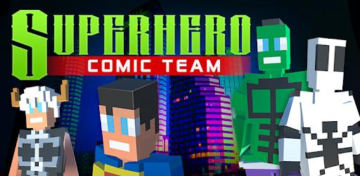 Superhero Comic Team for PC