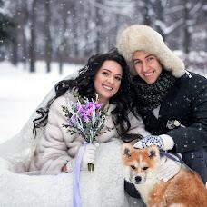Wedding photographer Alevtina Ozolena (Ozolena). Photo of 21.01.2017