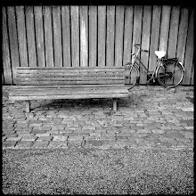 Photo: At ease Parked bicycle - Amsterdam  #365project curated by +Simon Kitcher+Patricia dos Santos Patonand +Vesna Krnjic  #iphoneography  #hipstamatic