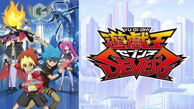 遊戯王SEVENS(セブンス)|全話アニメ無料動画まとめ