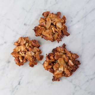 Toasted Almond Coconut Macaroons
