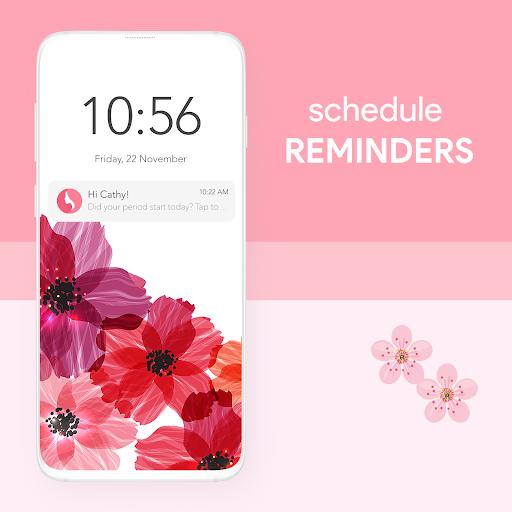 My Calendar - Period Tracker screenshot 3