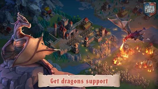 Game of Lords Apk Mod God Mod 4