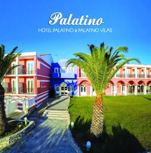 Hotel complex Palatino Kefalonia - Greece