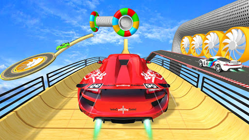 Ramp Car Stunt 3D : Impossible Track Racing 2 android2mod screenshots 4