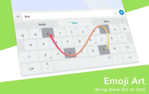 TouchPal - Cute Emoji Keyboard- screenshot thumbnail