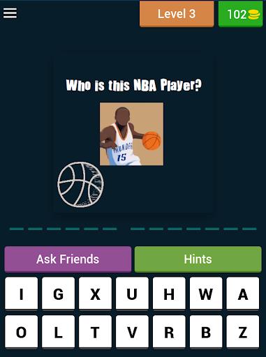 Basketball - NBA Trivia Quiz 3.2.3z screenshots 6