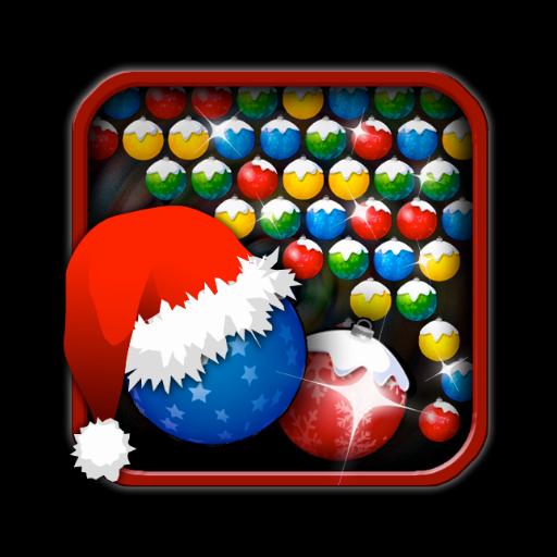 街機App|街机泡泡射击圣诞 LOGO-3C達人阿輝的APP
