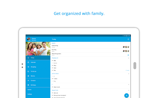 Family Shared Calendar: FamCal for PC