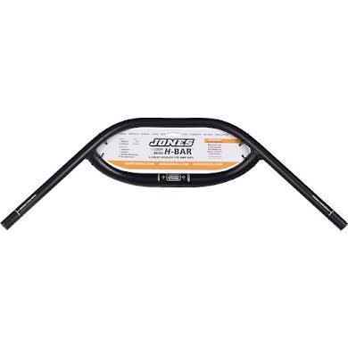 Jones SG 2.5 Aluminum Loop H-Bar
