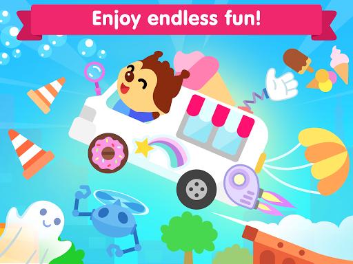 Car game for toddlers: kids cars racing games 2.6.0 screenshots 7