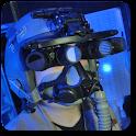 Infrared Camera Effect Sim icon