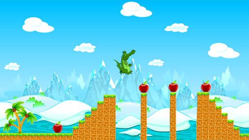 Crocodile Run screenshots 2