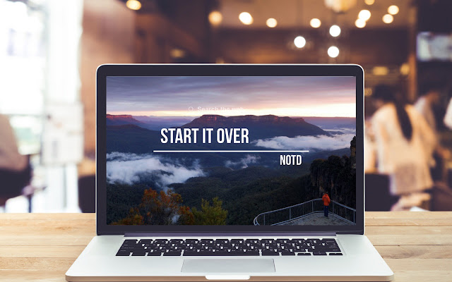 NOTD HD Wallpapers New Tab Theme
