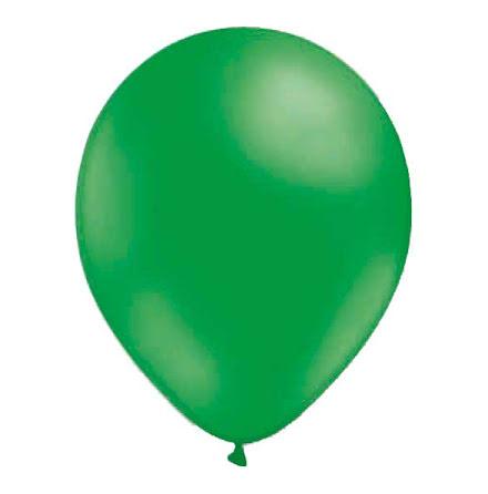Ballonger 13 cm gröna