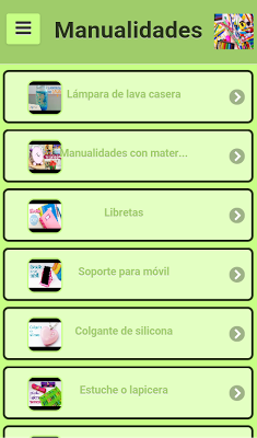 Crafts - screenshot