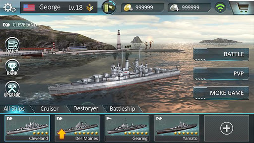 Warship Attack 3D 1.0.4 screenshots 15