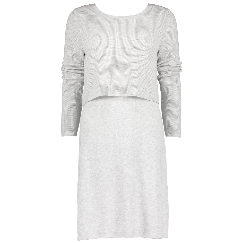 OUI Knit Layered Dress