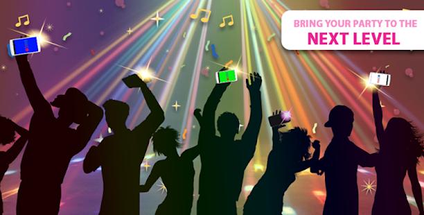Music Flashlight - Discolights, Dance Music Lights - náhled