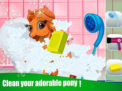 My Pony Princess Dress Up Game for PC-Windows 7,8,10 and Mac apk screenshot 1