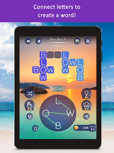 Word Beach: Fun Relaxing Word Search Puzzle Games screenshots 15