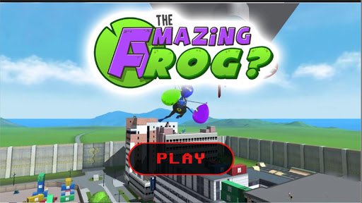 Amazing Game Frog - screenshot