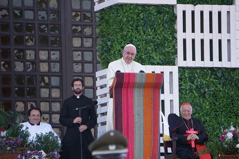 Toàn văn huấn từ của Đức Thánh Cha Phanxico với giới trẻ Chile