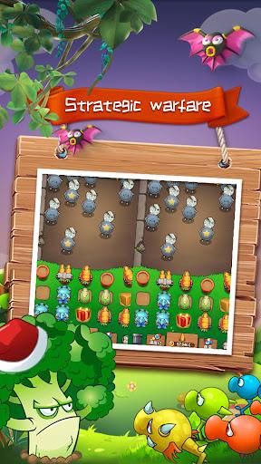 Zombie War - Plant Summoner android2mod screenshots 3