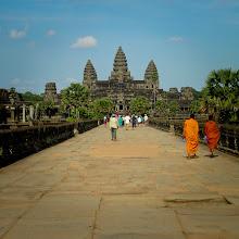 Photo: Angkor Wat, Cambodia - Shot with a budget camera.