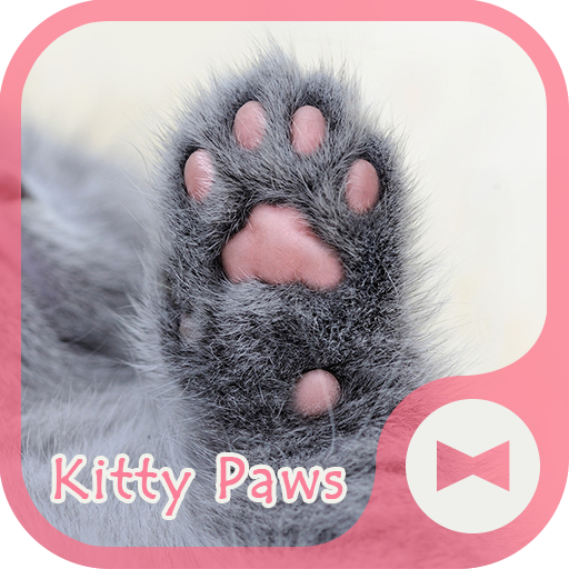 CatWallpaper Kitty Paws Theme Icon