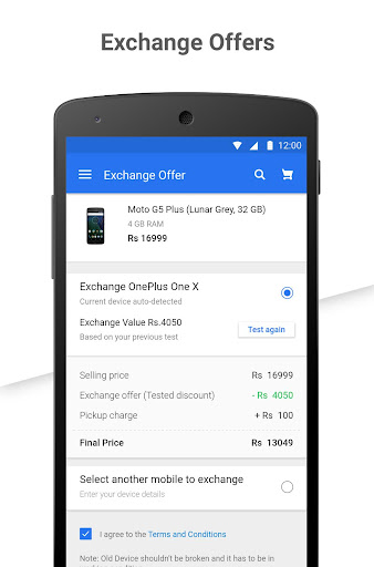 Flipkart Online Shopping App for PC