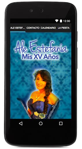 Alejandra Estefania XV