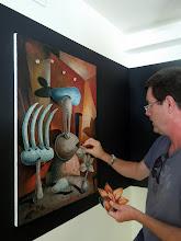 Photo: Az alkotó akár percenként változtathat az alkotásán és mindig egy új kompozíció jön létre
