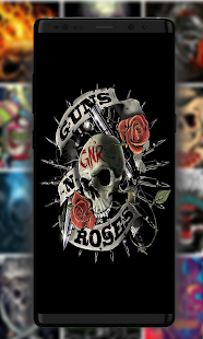 4K Skull Wallpapers for PC-Windows 7,8,10 and Mac APK 1 2